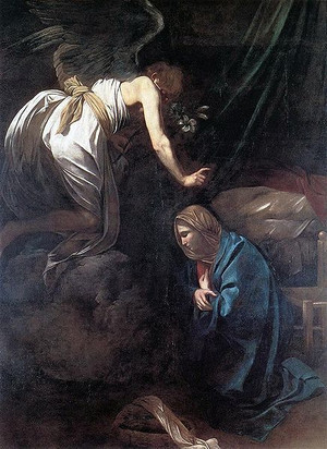 436pxcaravaggio__the_annunciation