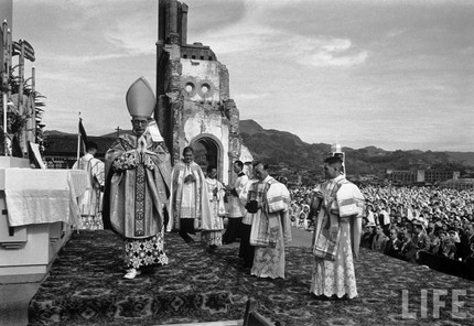 Nagasaki_mass_cathedralbishop_micha